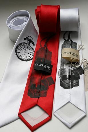 Corbata bomba ideal para los lunes