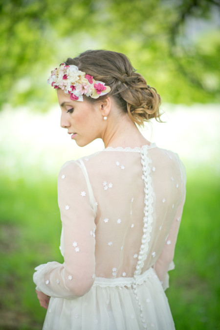 Las 11 tendencias que debes seguir si te vistes de novia este 2016