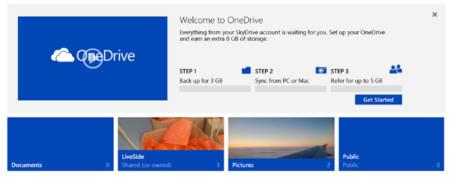 OneDrive adoptará la estrategia de Dropbox con ofertas para ganar espacio