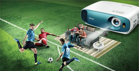 BenQ TK800, un proyector DLP 4K pensado para los entusiastas del deporte