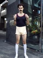 Desternillante trailer de 'Borat' con Sacha Baron Cohen