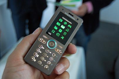 Sony Ericsson GreenHeart