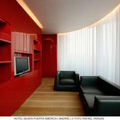 Foto 7 de 8 de la galería hotel-puerta-america-mark-newson en Decoesfera