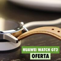 La 2ª generación del smartwatch de Huawei tiene una autonomía excepcional y hoy en Plaza lo tienes rebajadísimo: por 109 euros
