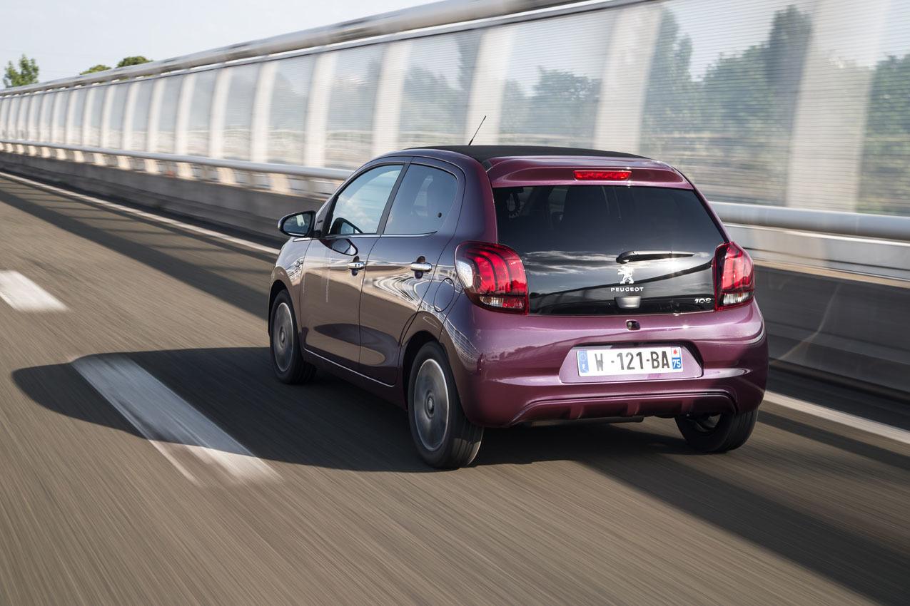 Foto de Peugeot 108 (6/35)