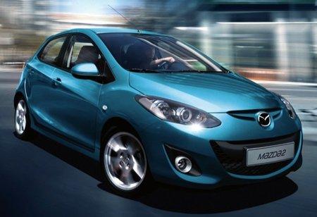 Mazda2, Mazda3 y Mazda5, pequeños cambios en el Salón de París