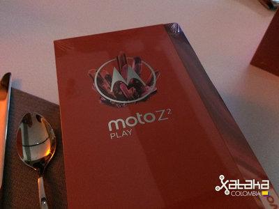 Ya está a la venta el Moto Z2 Play en Colombia: estas son nuestras primeras impresiones