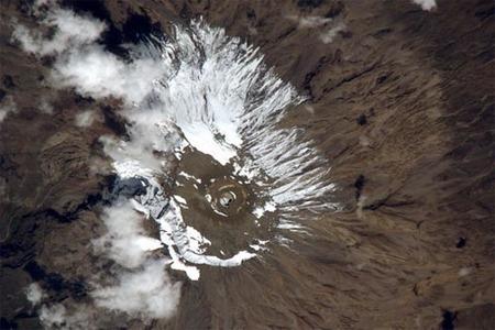 Sigue las fotos desde la Estación Espacial Internacional vía twitter