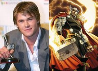 Chris Hemsworth es el Thor de Kenneth Branagh