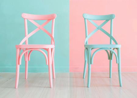 Lo nuevo de  Bruguer es su nueva línea de Chalk Paint aplicables a cualquier superficie y en los colores tendencia de esta temporada