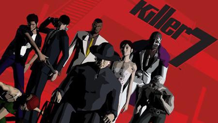 Killer7: the Cleaner, the Hellion y Four-eyes, así son tres de las personalidades letales de Harman Smith