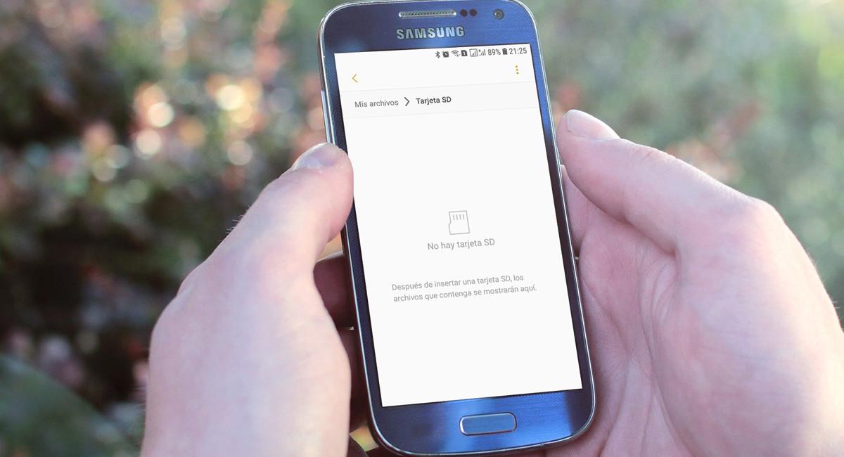 d3a78e263b9 Qué hacer si no funciona la tarjeta microSD en tu móvil
