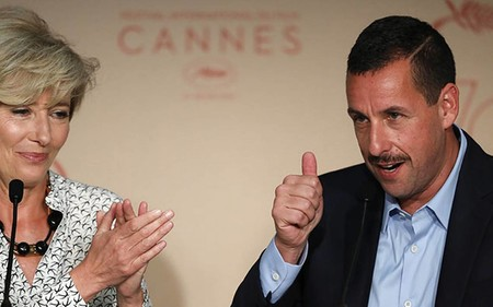 Adam Sandler Cannes