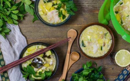 Curry Verde De Pescado Y Verduras 1 1080x675