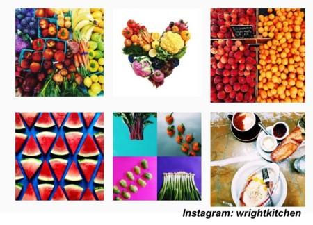 Imágenes de alimentos que alegrarán tu día