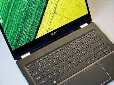 Acer Spin 7, análisis: el convertible más delgado de Acer, a prueba