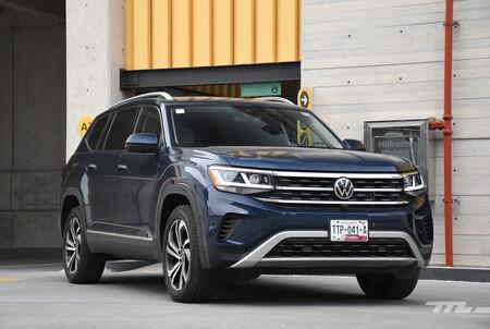Volkswagen Teramont 2021 Opiniones Prueba Precio Mexico 2