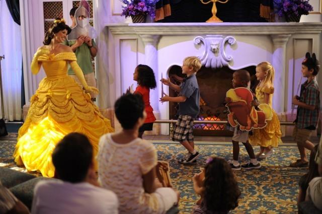 RFID en tarjetas Disney dos