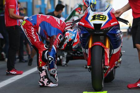 Álvaro Bautista ya negocia la renovación con Honda y descarta volver a pilotar la Ducati Panigale V4 R