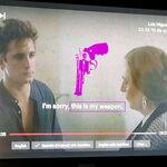 """Así ha traducido Netflix la expresión andaluza """"mi arma"""" en su doblaje y subtítulos en inglés"""