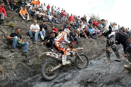Campeonato del Mundo de Enduro 2011: Antoine Meo Campeón E2