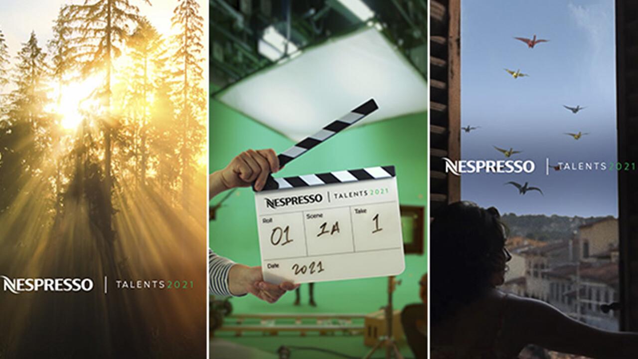 Nespresso Talents 2021: Acciones que lo dicen todo en su sexta edición