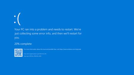 Microsoft confirma que la actualización de Windows 10 de marzo está provocando pantallas azules de la muerte, pero tiene arreglo