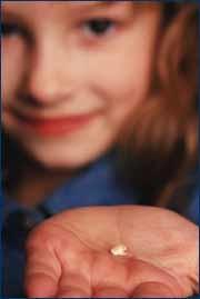 Los dientes de leche son también fuente de células madre