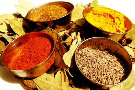 Las especias pueden reducir el efecto negativo de las comidas ricas en grasas