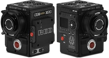 Con el nuevo sensor RED podrás grabar a 8K y 60fps, aunque quizá te tengas que hipotecar para comprarlo