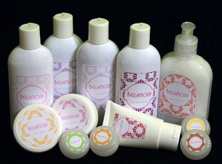 Descubrimos Bellamoza, una marca de cosmética artesanal