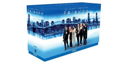 'Friends' se va de Netflix en 2021, pero Amazon México tiene la serie completa en su precio más bajo hasta la fecha: 1,548 pesos