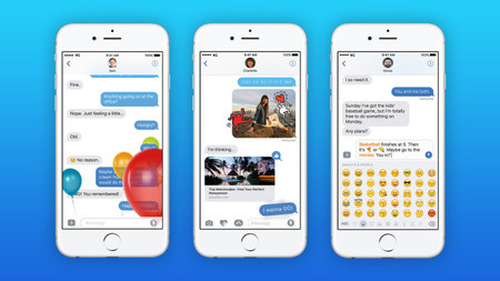Los mensajes más divertidos son los nuevos iMessage, te enseñamos a aprovecharlos al máximo