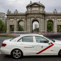 MyTaxi ya es Free Now y se estrena en Madrid con precio cerrado al estilo Uber y Cabify