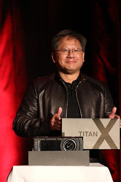 Nvidia Gtx Titanx Gdc2015