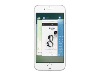 ¡La multitarea por 3D Touch ha vuelto! Está disponible en la beta 2 de iOS 11.1