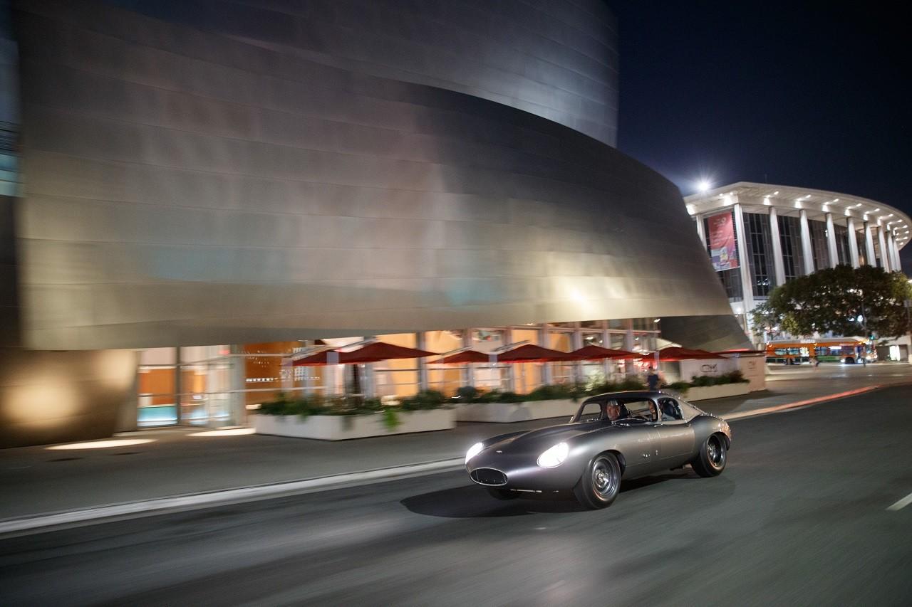 """Foto de Jaguar E-Type Low Drag Coupé """"OWL226"""" (10/21)"""
