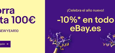 Nuevo cupón de descuento en eBay para terminar el año ahorrando un 10%
