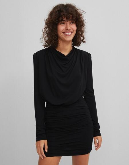 Vestido Rebajas Bershka 2020 02