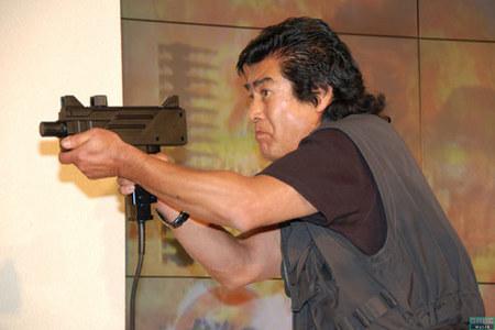Segata Sanshiro y su cameo en 'Dynamite Deka'