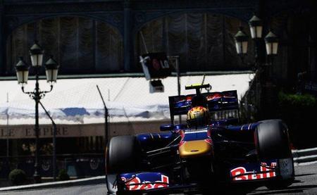 GP de Mónaco F1 2011: Jaime Alguersuari se ve obligado a abandonar tras una buena carrera