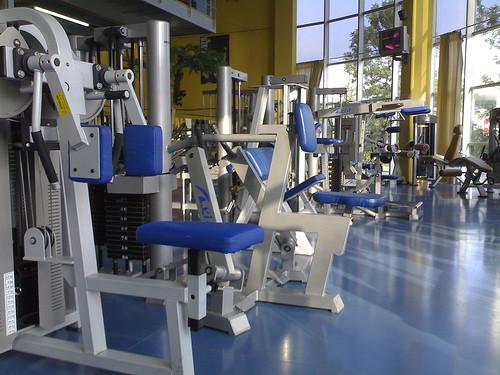 Los errores m s comunes en el gimnasio for Gimnasio mas