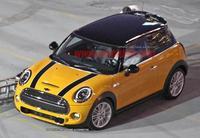 Nuevo Mini Cooper 2014: Espiado sin camuflaje