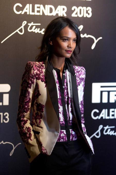Liya Kebede y su estilo minimal que triunfa allá donde va