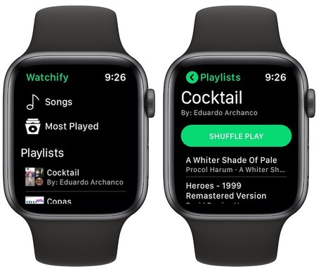 Spotify En El Apple Watch Gratis