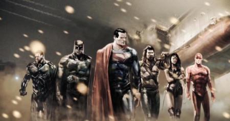 Confirmado: 'Justice League' es el título de la primera película que reúne a los superhéroes de DC