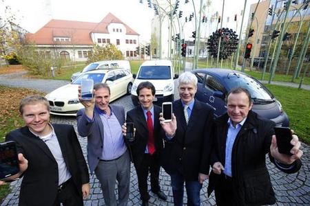 La Universidad de Múnich probará virtualmente taxis eléctricos