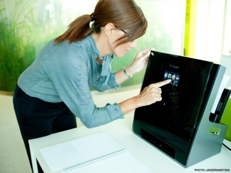 Lexmark Genesis, una impresora que fotografía tus documentos
