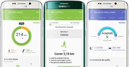 Guía de uso del Samsung Galaxy S6 para runners