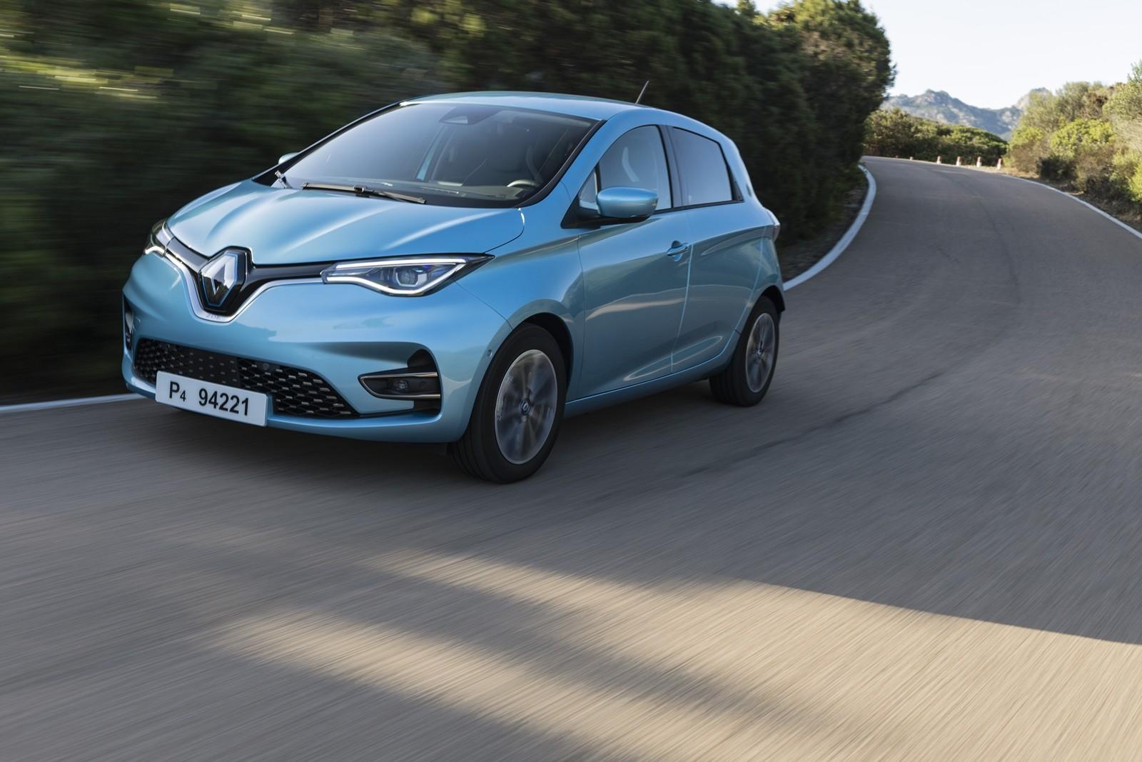 Foto de Renault ZOE 2020, prueba (17/37)